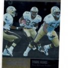Tyrone Hughes Season Leaders Trading Card 1996 Upper Deck #221 Saints