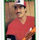Denny Martinez Trading Card 1988 Topps #76 Expos