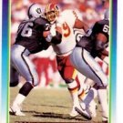 Tracy Bocker Trading Card Single 1990 Score #550 Redskins