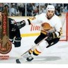 Nathan Lafayette Trading Card Single 1994-95 Pinnacle #453 Canucks