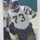 Isaac Davis RC Trading Card Single 1994 Fleer Ultra #263 Chargers