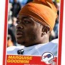 Marquise Goodwin RC Red Trading Card Single 2013 Score #403 Bills