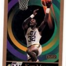 Karl Malone Trading Card Single 1990-91 Skybox #282 Jazz