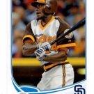 Cameron Maybin Trading Card Single 2013 Topps #324 Padres