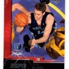 Pau Gasol Trading Card Single 2005-06 Upper Deck ESPN #42 Grizzlies NMT