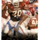 Leonard Davis RC Traidng Card Single 2001 Press Pass Torquers #35 Longhorns