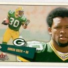 Ahman Green Tradng Card Single 2001 Fleer Tradition #298 Packers