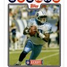 Vince Young Trading Card Single 2008 Topps Kickoff #113 Titans