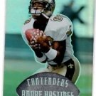 Andre Hastings Trading Card Single 1997 Playoff Contenders #90 Saints
