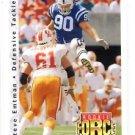 Steve Emtman RC Tradng Card Single 1992 Upper Deck #409 Colts RF