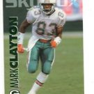 Mark Clayton Trading Card 1993 Skybox #172 Oilers