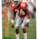 Roger Harper RC Tradng Card Single 1993 Skybox Impact #396