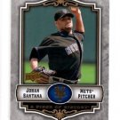 Johan Santana Trading Card Single 2009 Upper Deck A Piece of History #59 Mets
