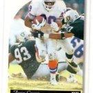 Aaron Craver Tradng Card Single 1996 Score #160 Broncos