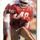 Joey Galloway Tradng Card Single 1996 Score #212 Seahawks