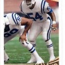 Jeff Herrod Tradng Card Single 1992 Upper Deck #360 Colts MVP