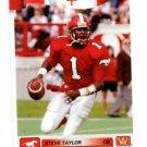 Steve Taylor Tradng Card Single 1992 All World CFL #35