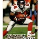 Byron Hanspard Tradng Card Single 2000 Fleer Ultra #42 Falcons