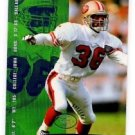 Merton Hanks Tradng Card Single 1995 Fleer #342 49ers NMT