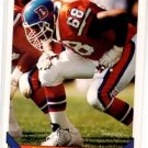 Russell Freeman RC Tradng Card Single 1993 Topps #542 Broncos