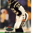 Eric Bieniemy Tradng Card Single 1993 Stadium Club #185 Chargers
