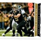 Drew Brees Trading Card Single 2013 Score #130 Saints