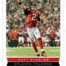 Matt Ryan Trading Card Single 2013 Score #7 Falcons