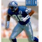 Willie Green Trading Card Single 1994 Skybox Impact #85 Lions