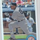 Robinson Cano Refractor 2011 Topps Chrome #70