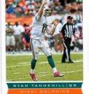 Ryan Tannehill Trading Card Single 2013 Score #113 Dolphins