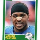 Jamar Taylor RC Trading Card Single 2013 Score #370 Dolphins