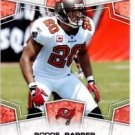 Ronde Barber Trading Card Single 2008 Score #311 Buccaneers