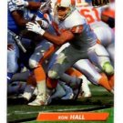 Ron Hall Trading Card Single 1992 Fleer Ultra #391 Buccaneers
