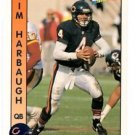 Jim Harbaugh Trading Card Single 1992 Pacific #30 Bears
