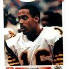 Don McPherson Tradng Card Single 1992 All World CFL #175