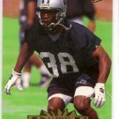 Tyrone Poole RC Trading Card Single 1995 Fleer Ultra #38 Panthers