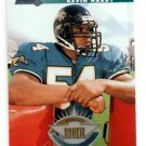 Kevin Hardy RC Tradng Card Single 1996 Donruss #220 Jaguars