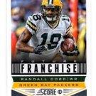 Randall Cobb Future Franchise Trading Card Single 2013 Score #310 Packers