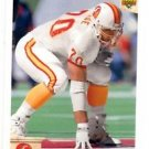 Charles McRae Tradng Card Single 1992 Upper Deck #41 Buccaneers ART