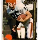 Brian Brennan Trading Card Single 1992 Action Packed Update #44 Browns