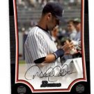 Derek Jeter Trading Card Single 2009 Bowman #80 Yankees