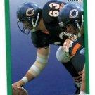 Jay Hilgenberg Tradng Card Single 1991 Fleer #221 Bears