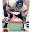 Stan Thomas Tradng Card Single 1992 Upper Deck #39 Bears ART
