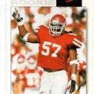 Cedric Jones RC Tradng Card Single 1996 Score #223 Giants