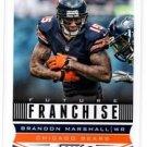 Brandon Marshall Future Franchise Insert 2013 Score #304 Bears