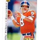 Tommy Maddox RC Tradng Card Single 1992 Upper Deck #416 Broncos RF