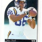 Jake Reed Tradng Card Single 1996 Score #178 Vikings