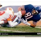 Jeff Graham Tradng Card Single 1996 Score #124 Jets