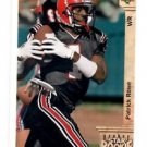 Patrick Brown RC Tradng Card Single 1992 Upper Deck #19 Browns