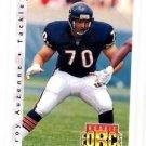 Troy Auzenne RC Tradng Card Single 1992 Upper Deck #401 Bears RF